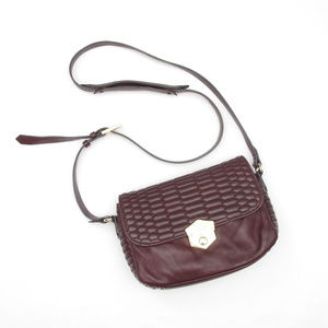Aimee Kestenberg Roxy Quilted Moto Crossbody Bag